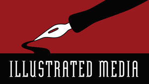 Illustrated Media Logo