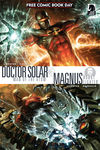 Magnus Issue #1 Cover #1